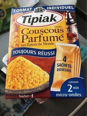 Couscous parfumé - Produit - fr
