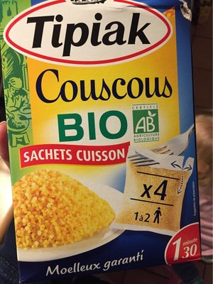 Couscous bio - Product - fr