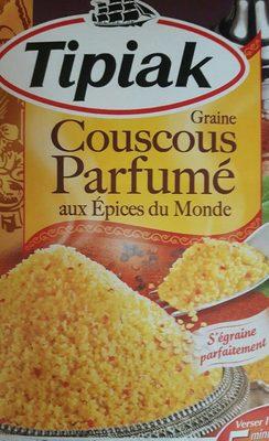 Couscous parfume aux epices du monde - Product