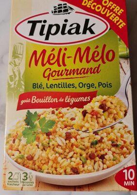 Meli mélo gourmand - Produit - fr