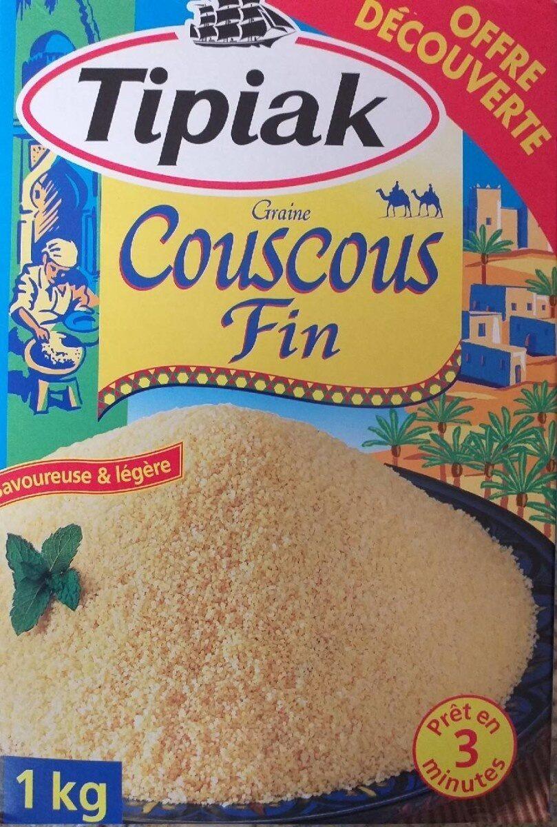 Couscous Fin - Produit - fr