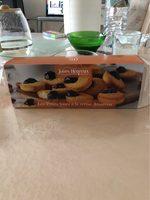 Les petits fours à la cerise Amarena - Produit
