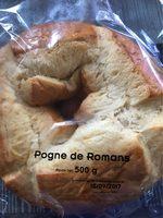 Pogne de Romans - Product