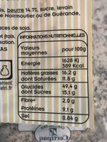 Brioche Vendéenne - Product