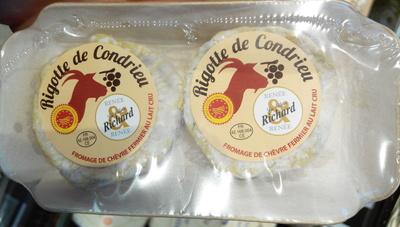 Rigotte de Condrieu (18 % MG) - Product - fr