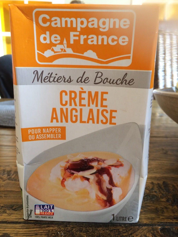 Crème Anglaise - Produit - fr