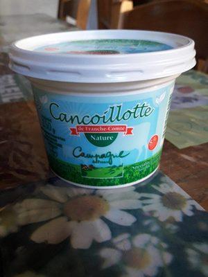 Cancoillotte nature - Produit - fr