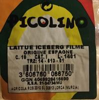Laitue Iceberg filme - Product - fr