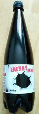 Impact de balle energy drink - Produit - fr