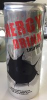 25CL Energy Drink Impact - Product - fr