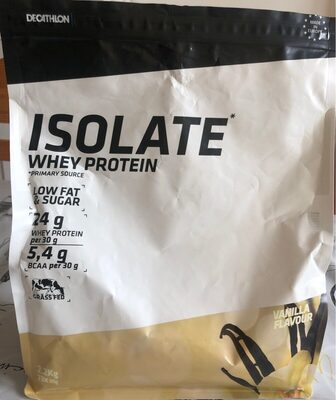 ISOLATE whey protein - Product