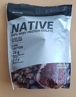 Native 100% whey protein isolate Decathlon - Produit - fr