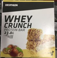 Whey Crunch - Producte