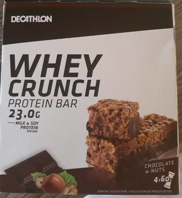 Whey  crunch - Producto