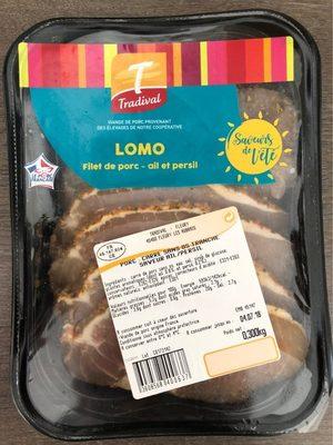 Lomo filet de porc ail et persil - Produit - fr