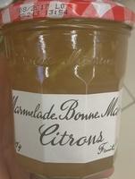 Marmelade Citrons - Prodotto - fr