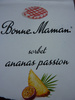 Sorbet ananas passion - Product