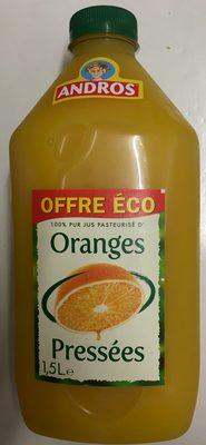 Oranges pressées (offre éco) - Product