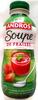 Andros Soupe de fraises - Product