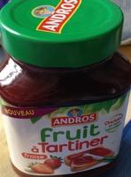 Fruit à tartiner framboise - Product - fr