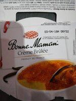 Crème Brulée - Prodotto - fr