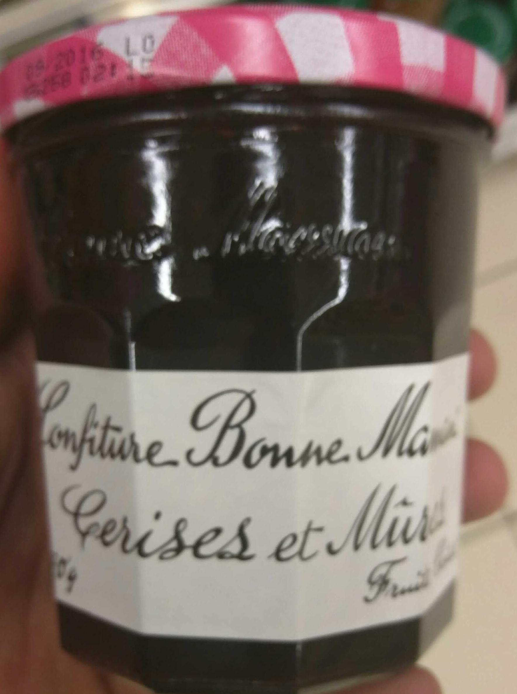 Cerises et Mûres - Produit - fr