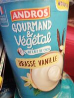 Gourmand & Végétal Brassé Vanille - Product