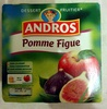 pomme figue - Product