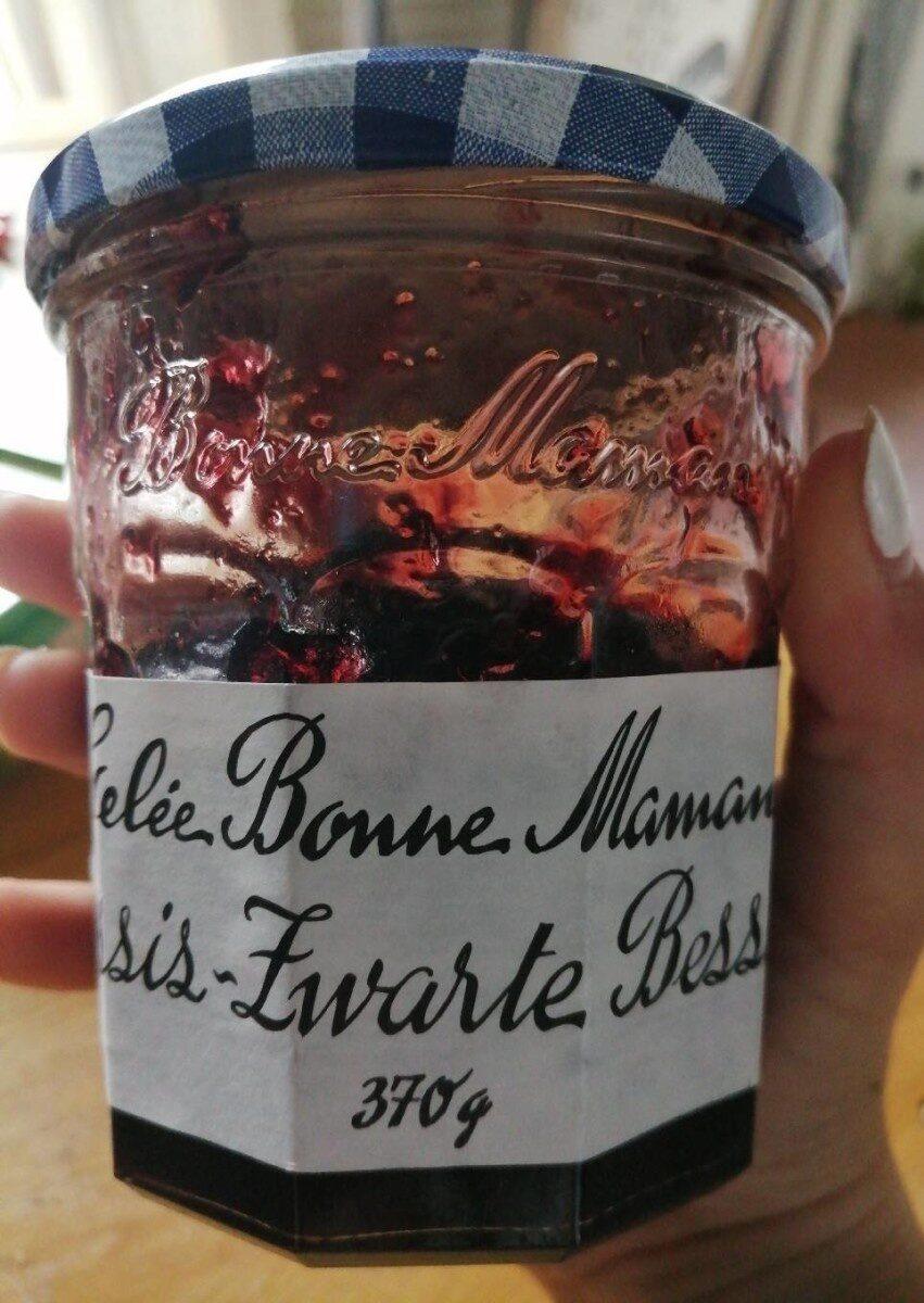 Gelée bonne maman cassis-zwarte bessen - Produkt