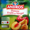 Pomme fruits du verger -