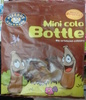 Mini cola bottle - Product