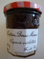 Confiture Figues violettes - Produit - fr