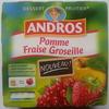 Pomme Fraise Groseille - Produit