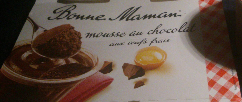 Mousse au Chocolat aux Œufs Frais - Produit - fr