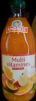 Multi vitamines - Product - fr