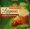 Liégeois Pomme Châtaigne - Produit