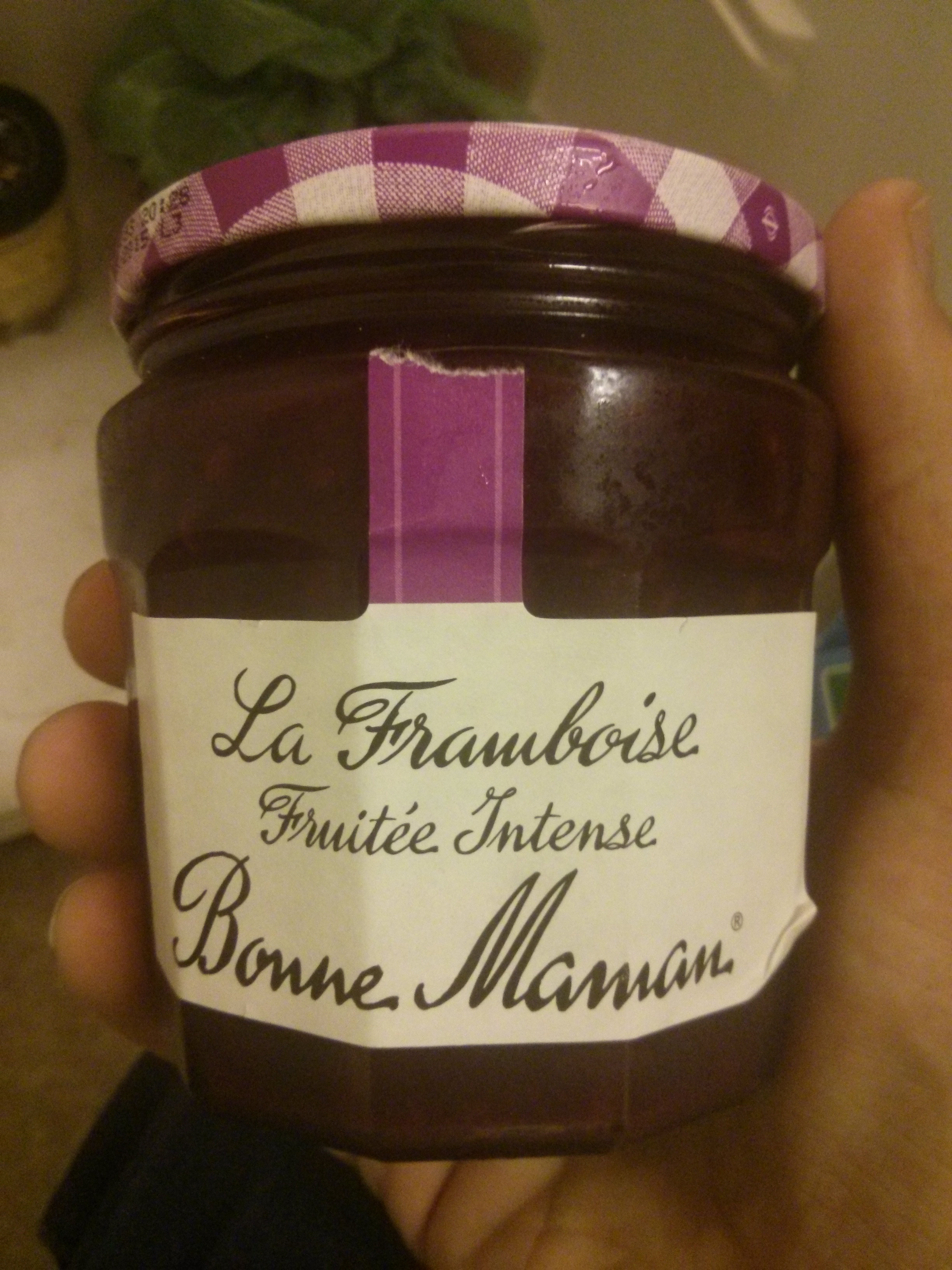 La Framboise Fruitée Intense - Prodotto - fr