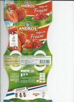 Délice de fraise - Produit - fr