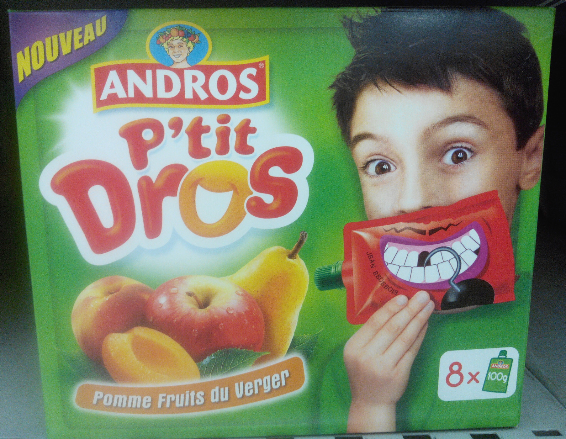 P'tit Dros Fruits du verger - Product