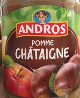 Compote pomme châtaigne - Product