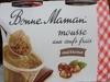 Mousse aux Œufs Frais Marrons - Produit