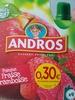 Android dessert fruitier - Produit