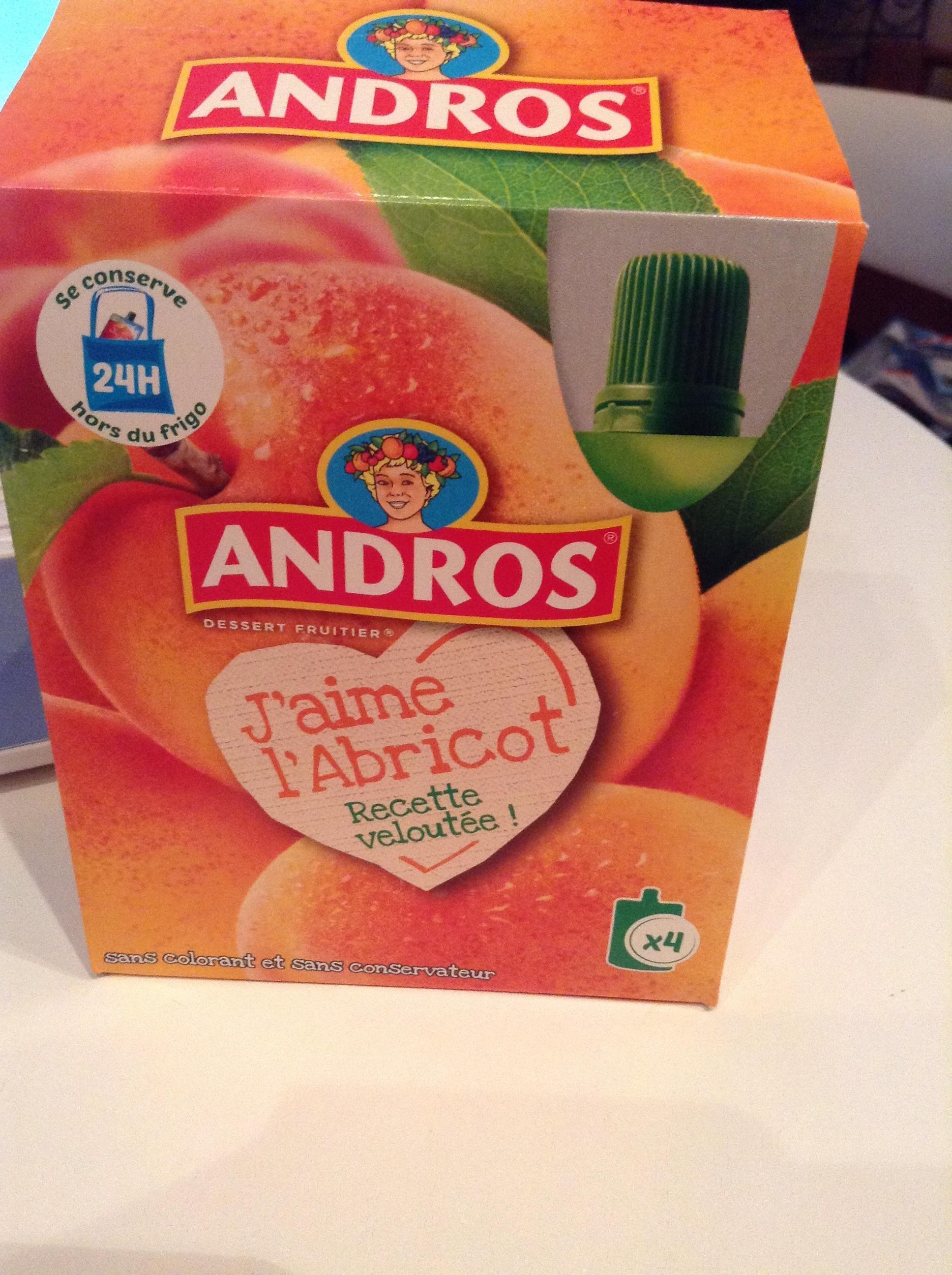 J'aime l'Abricot - Product