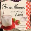 Yaourt a la confiture (fraises) - Produit