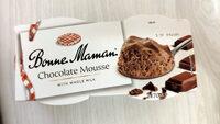 Chocolate mousse - Product - en