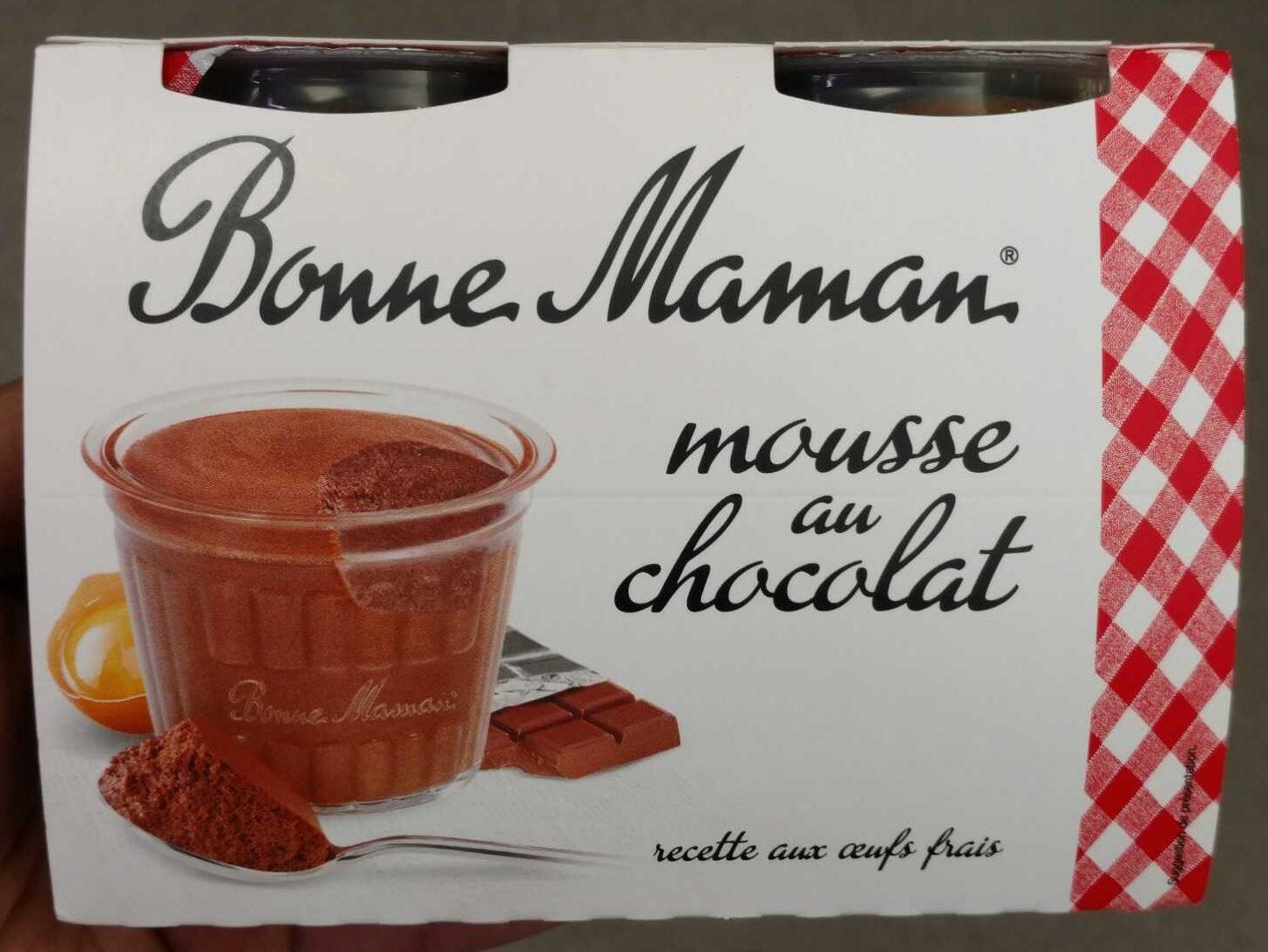 Mousse au chocolat - Product - fr