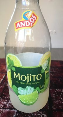 mojito sans alcool - Produit - fr
