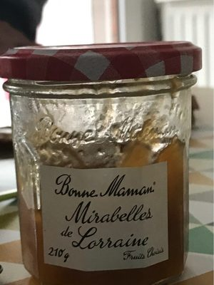 Mirabelles de Lorraine - Prodotto - fr