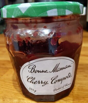 Cherry Compote - Product