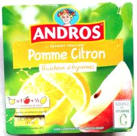 Dessert Fruitier - Pomme Citron - Product